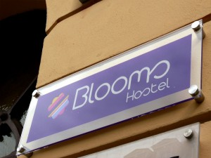 blooms-tabliczka